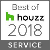 Best of Houzz 2018 - Service